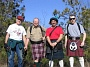 Tartan Day hikers 2005